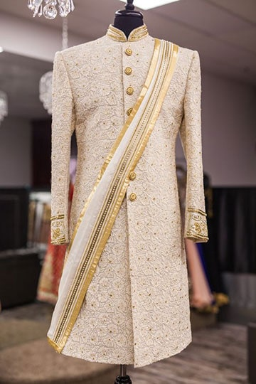 Custom Tailored Wedding Wear